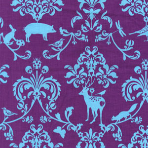 Echino damask fabric